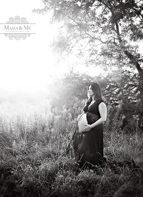 Maternity photography nature love mama and me for 10 west salon chagrin falls